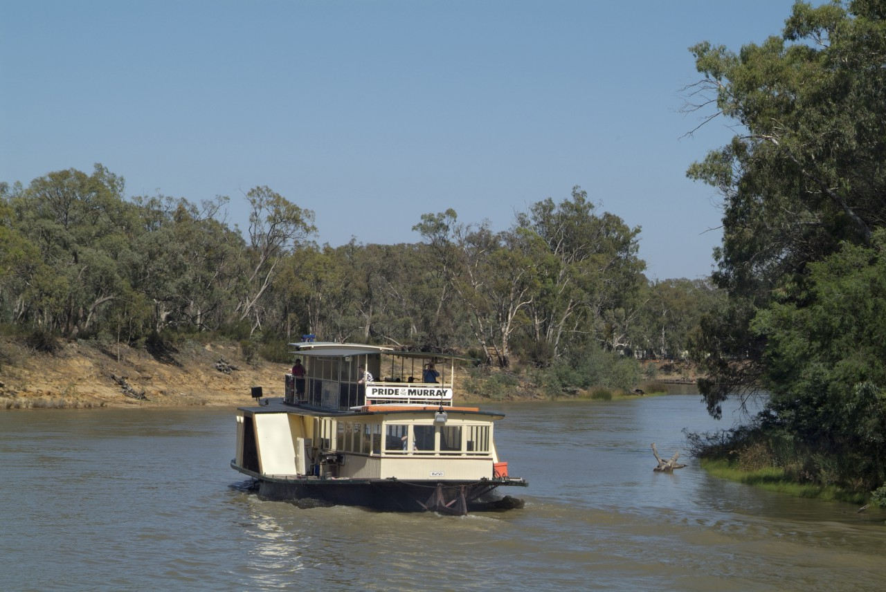 Murray River New South Wales